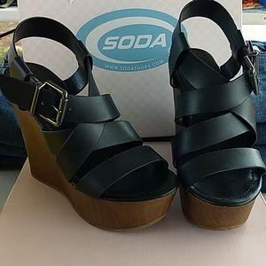 ✨Soda Shoes